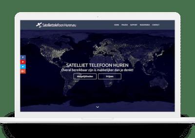 Satelliettelefoon Huren